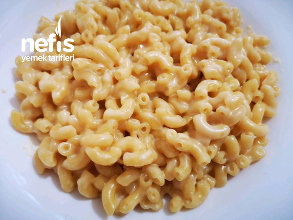 Efsane Lezzet Mac And Cheese