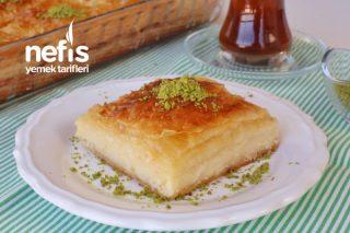 Laz Böreği (Baklavalık Yufkadan) (videolu) Tarifi