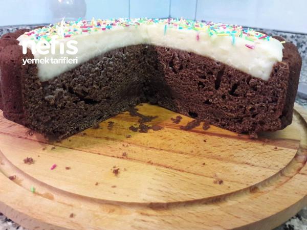 Muhallebili Muzlu Kek (pasta)