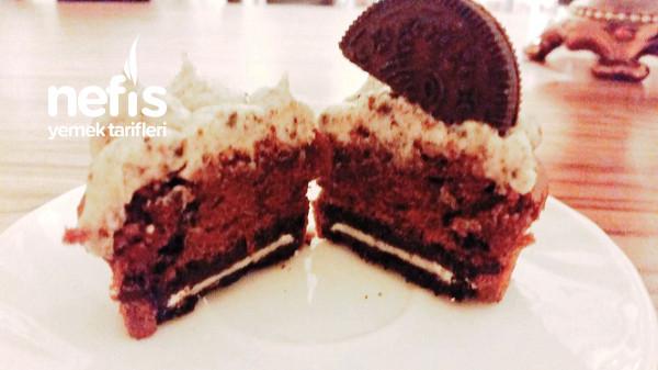 Oreolu Cupcake
