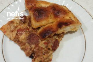Ramazan Pidesiyle Pizza Tarifi