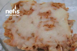 Sebzeli Patates Börek Tarifi