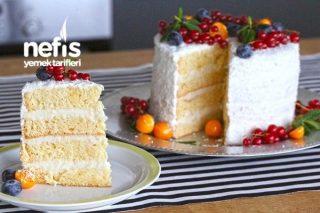 Bir Dilim Pasta Kaç Kalori? Tarifi