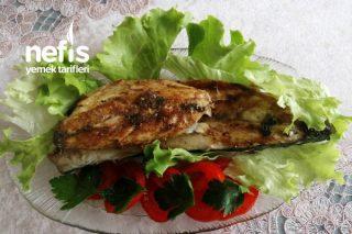 Diyet Balık Kızartması (Videolu) Tarifi