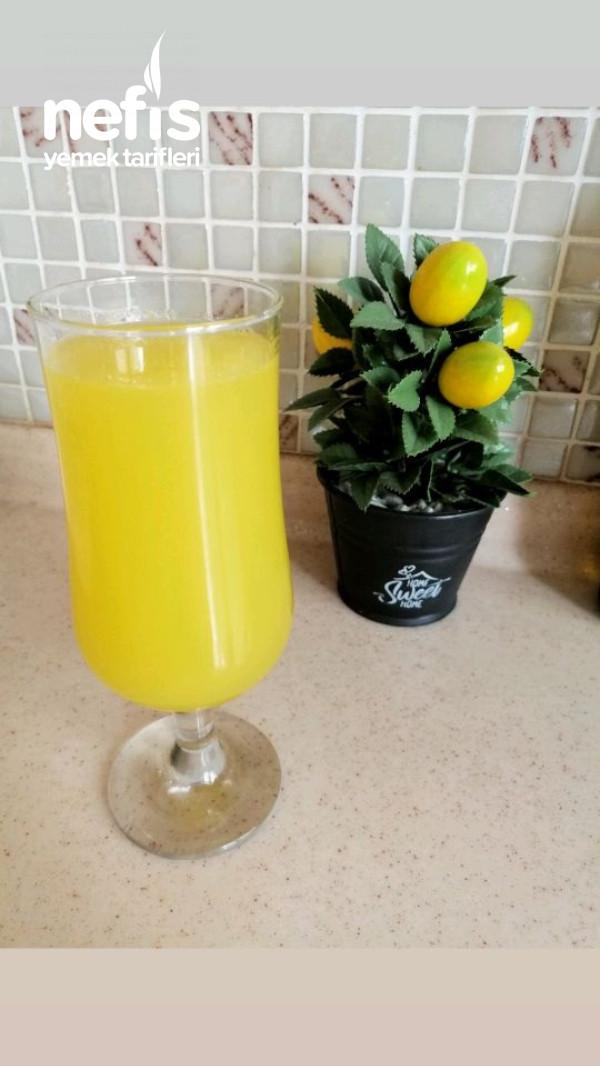 Limonata (Dışarıda İçtiklerimizi Aratmayan Tadıyla)