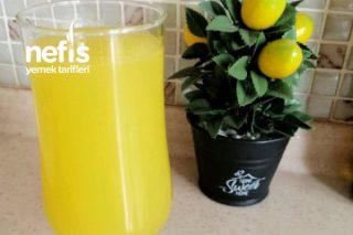 Limonata (Dışarıda İçtiklerimizi Aratmayan Tadıyla) Tarifi