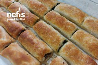 Milföy Hamurundan Börek Tarifi