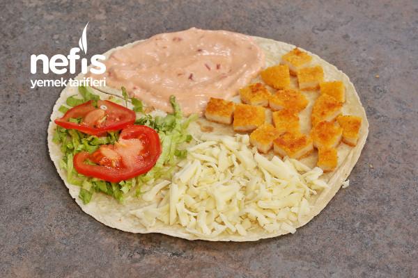 Schnitzel Wrap Tarifi