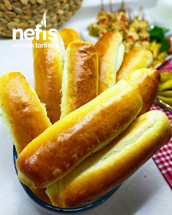 Yumuşacık Sandviç Ekmekleri
