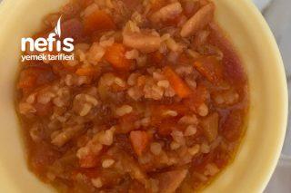 Bulgurlu Sebze Yemeği Tarifi