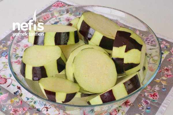 Fırında Kıymalı Patlıcan