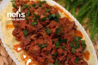 Patates Püreli Et Sote Tarifi