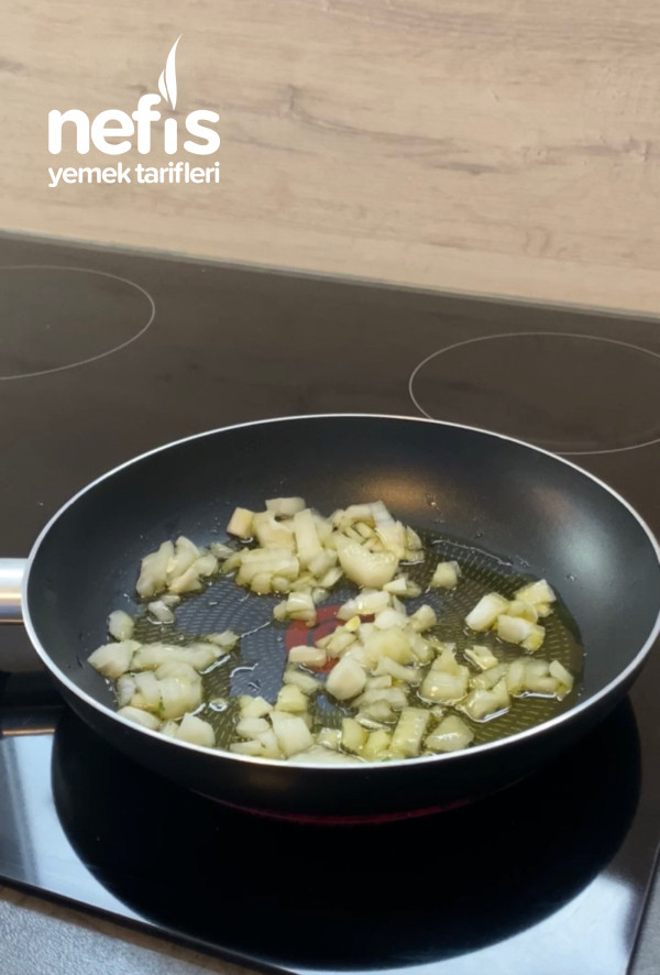 Yeşil Mercimekli Nohutlu Salata