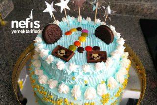2 Yaş Doğum Günü Pastası Tarifi