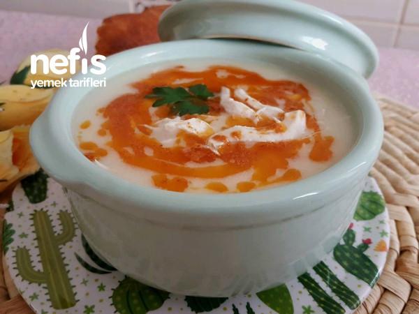 Lokanta Usulü Terbiyeli Tavuk Çorbası