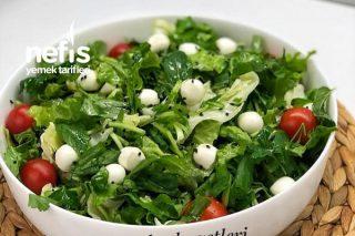 Ot Salata Tarifi