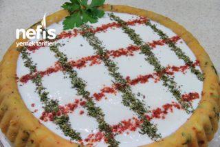 Tart Kalıbında Enfes Yoğurtlu Patates Tarifi