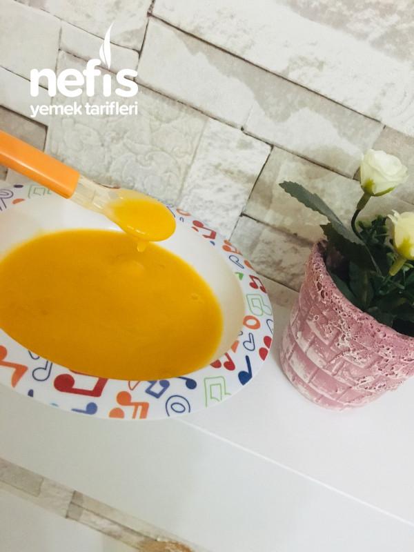 Bebekler İçin Sağlıklı Sebze Çorbası