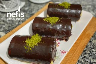 Çikolatalı Muzlu Rulo Pasta Tarifi