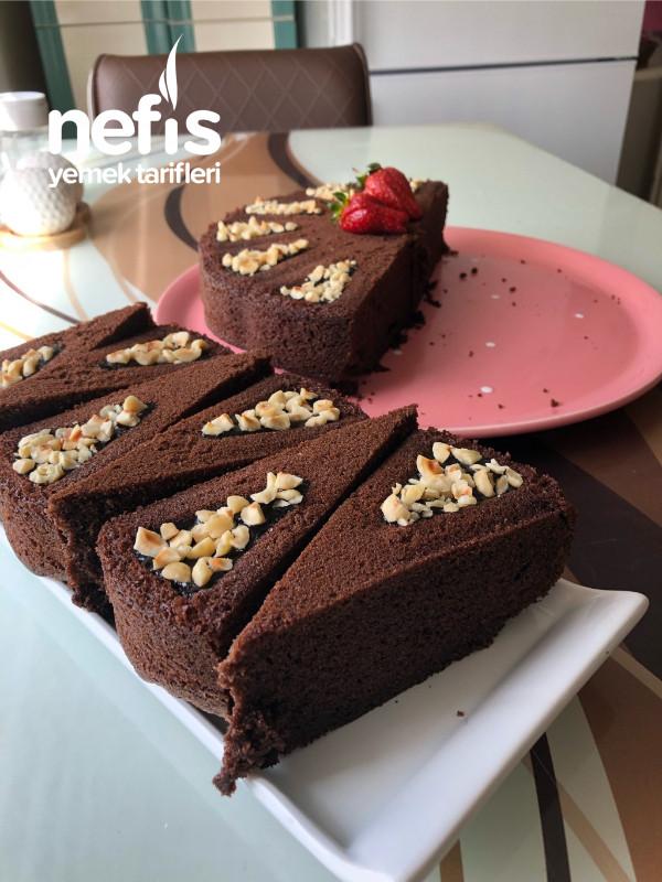 Çikolatalı Pay Kek
