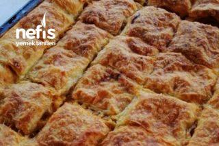 Geleneksel Karamelize Soğanlı Peynirli Böreğim (Aşırı Lezzetli) Tarifi