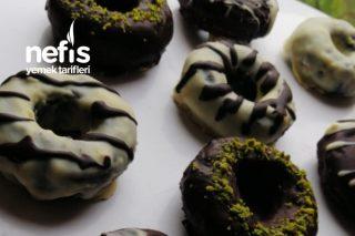 Hurmalı Fit Donutçuklar Tarifi