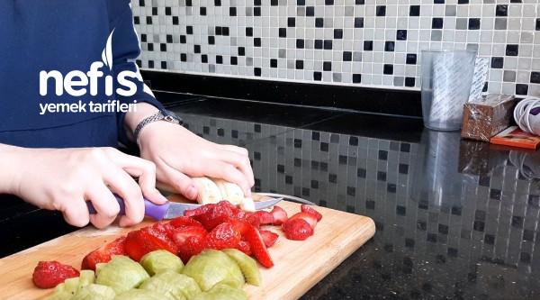 Meyveli Parfe Çok Pratik