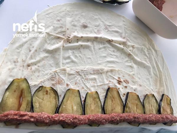 Şahane Patlıcanlı Beyti Kebabı(evde Yapılabilecek En İyi Tarif)