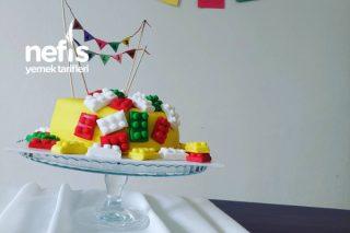 Şeker Hamuru Lego Figürü Yapımı Videolu Tarifi