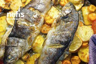 Fırında Patatesli Balık Tarifi