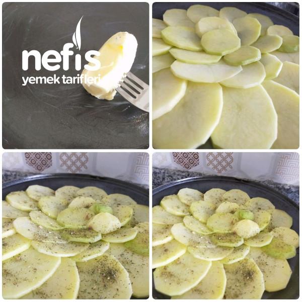 Kahvaltılık Halkalı Patates