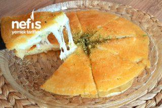 Künefe Tadında Peynirli Taş Kadayıf Tatlısı (Videolu) Tarifi