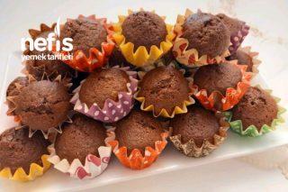 Minik Kakaolu Fındıklı Kek Tarifi