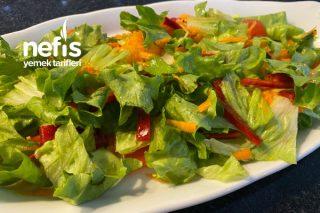Tavuk Dünyası Salatası (Videolu) Tarifi