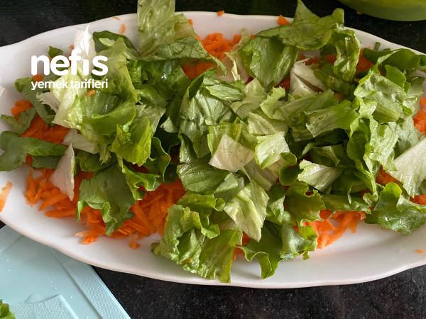 Tavuk Dünyası Salatası