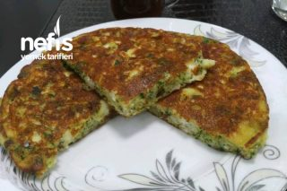 Çaya Veya Sahura 5 Dakikada Hazırlanabilen Peynirli Kek Tarifi