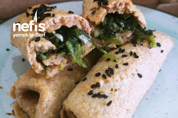 Diyet Ispanaklı Börek (Nefis Nefis)