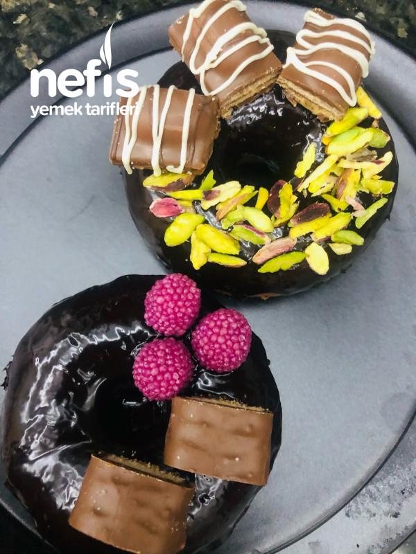 Dünyanın En Lezzetli En Pufidik Donut'ları….yağda Kızarıyor Ama Sıfır Yağ!!