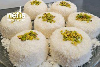Hindistan Cevizli Bardak Tatlısı Tarifi