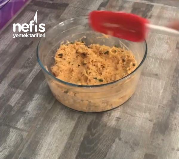 Kahvaltıya Sahura Çok Pratik Bir Lezzet Patates Böreği