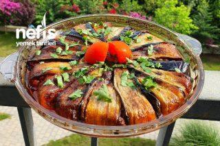 Kıymalı Patlıcan Kapama (Videolu) Tarifi