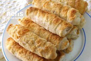 Kremalı Ve Sodalı Buzluk Böreği Nefis Tarifi