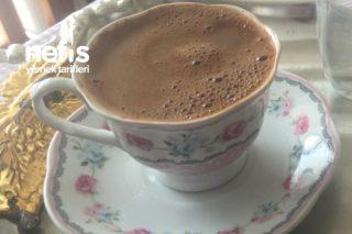 Lezzetli Ve Bol Köpüklü Türk Kahvesi Tarifi