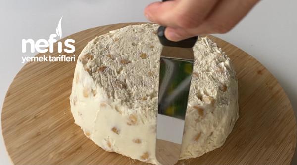 Tek Tek Krema Sıkmadan Mini Profiterol Pastası(Videolu)