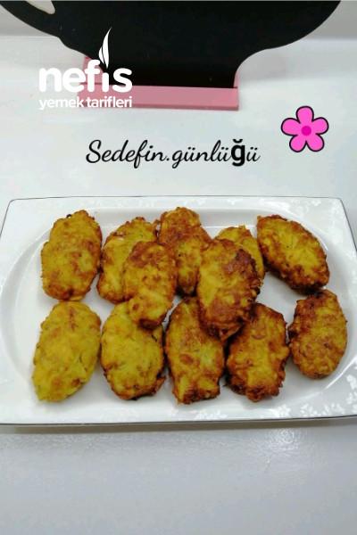 Büyük Küçük Herkesin Favorisi Olacak Patates Köftesi