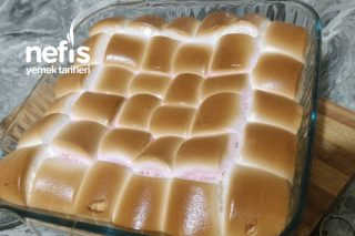 Çikolatalı Fırın Marshmallow Tarifi