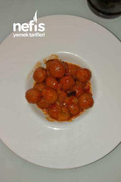 Enfes Patlıcanlı Sulu Fellah Köfte