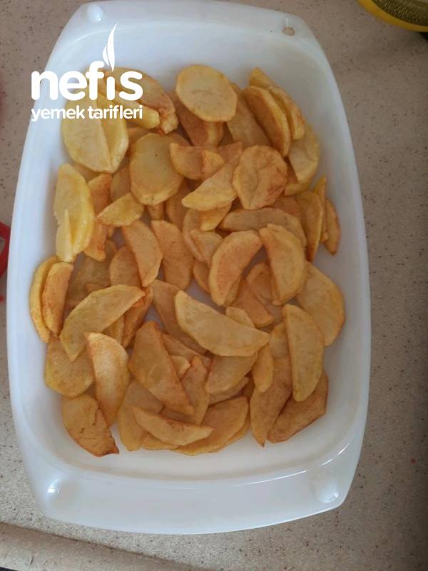 Fırında Patates Oturtması