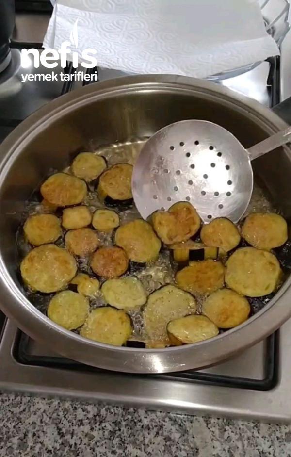 Güveçte Beşamelli Patlıcan Yemeği (Doyum Olmuyor)
