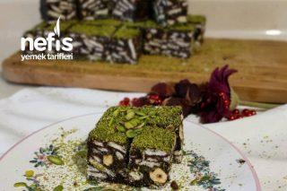 Lokmalık Mozaik Pasta Tarifi